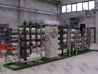 Impianti industriali osmosi inversa