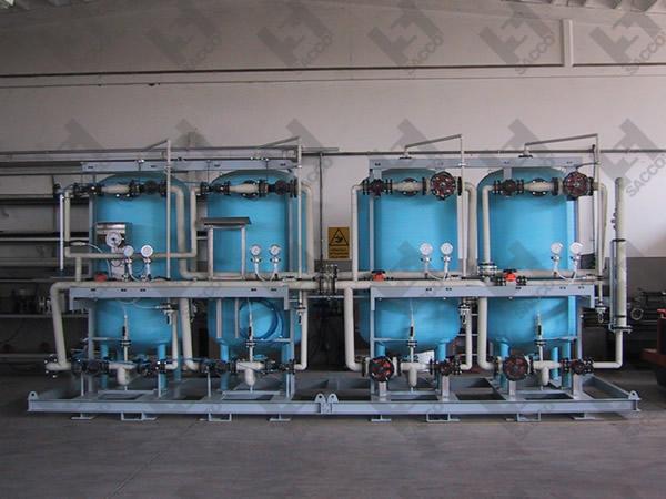 Filtri per acqua industriali  SACCOENGINEERING.it